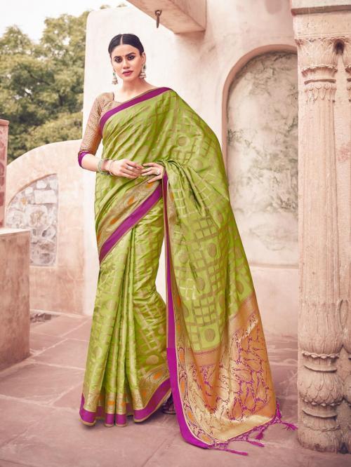 Elina Fashion Noorjha Silk 2072 Price - 1190