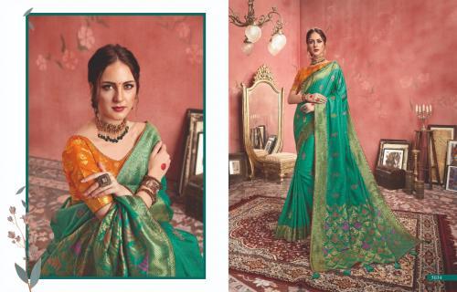 Kessi Fabrics Shagun Silk 5034 Price - 1200