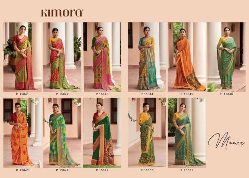 Kimora Fashion Meera 15041-15051 Price - 17930