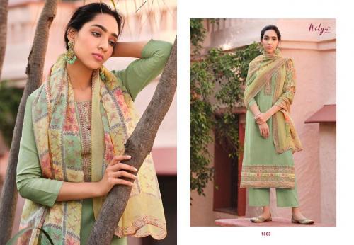 Lt Fabrics Nitya Anaya 1003 Price - 1649