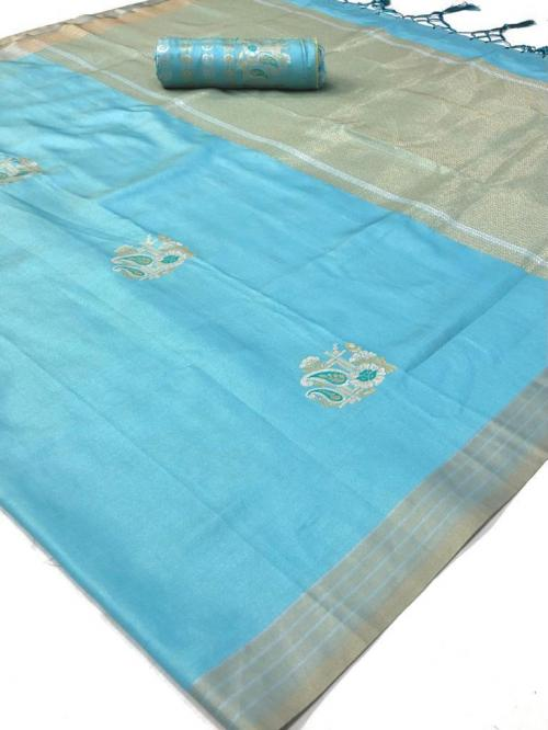 Rajtex Saree Kananta Silk 164005 Price - 1495