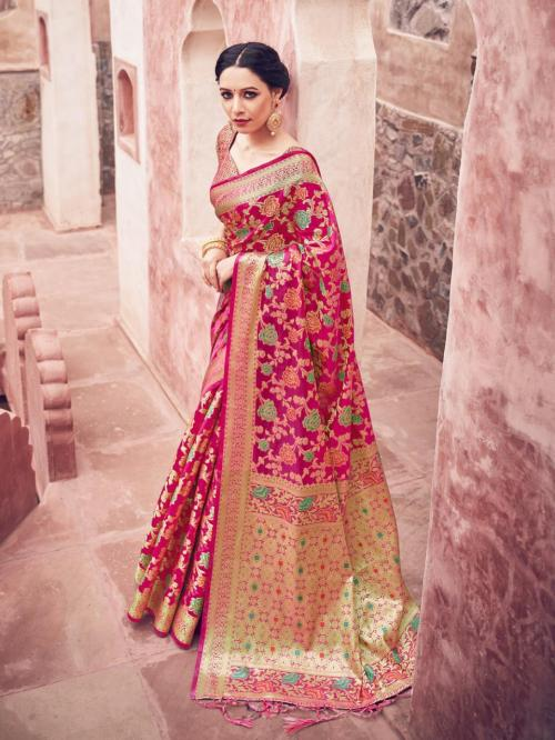 Elina Fashion Noorjha Silk 2075 Price - 1190