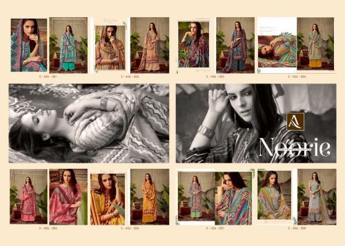 Alok Suit Noorie 456-001-456-008 Price - 4200