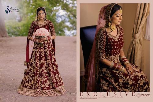 Senhora Dresses Fiza Senhora Vol-22 22002-22004 Series