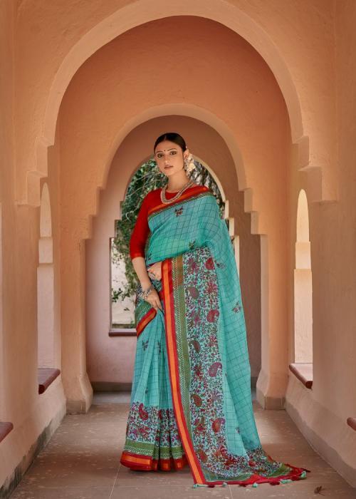 Triveni Saree Globle 11792 Price - 541