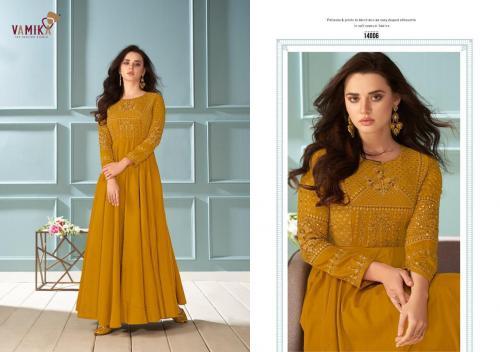 Vamika Fashions Amorina 14006 Price - 1245
