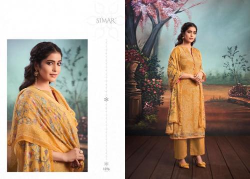 Glossy Simar Saavan 1596 Price - 1695