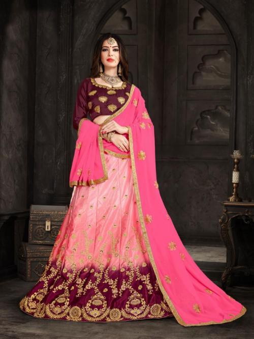 Natraj Lehenga Aashana 28001 Price - 1400