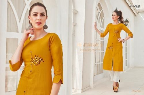 Syasii Designers Ancy 1003 Price - 575