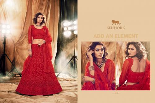 Senhora Sanskruti Bridal Heritage Vol-5 2013-2016 Series