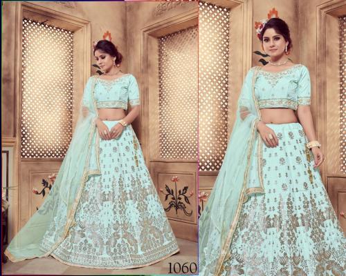 Khusboo Lehenga Girly 1060 Price - 3200
