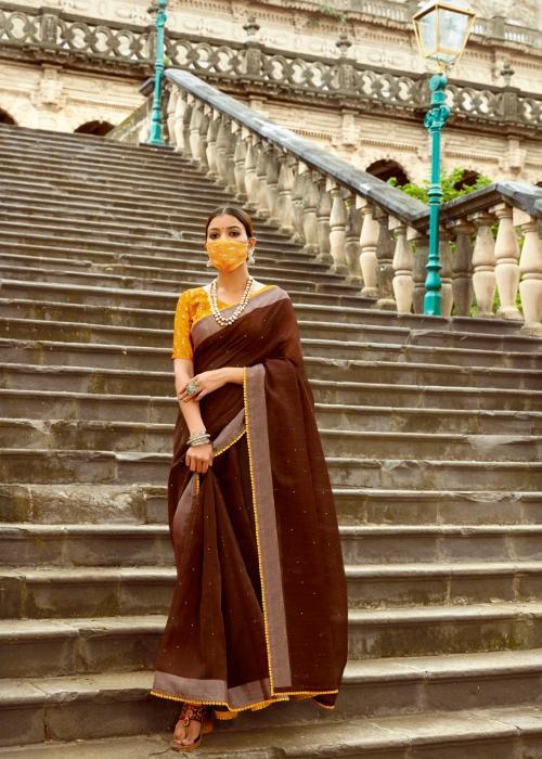 LT Fabrics Ananta Silk 7010 Price - 1195