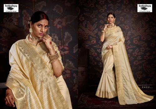 Kakshya Saree Riya 2423 Price - 1124