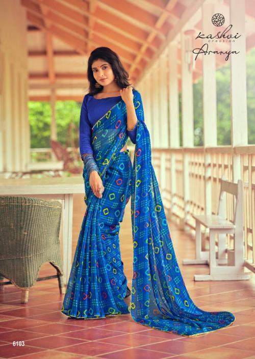 Kashvi Creation Aranya 6103 Price - 795