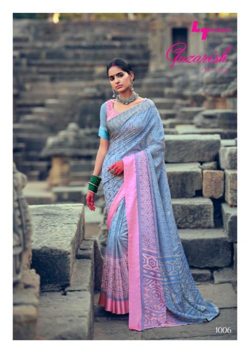 LT Fabrics Guzarish 1006 Price - 765