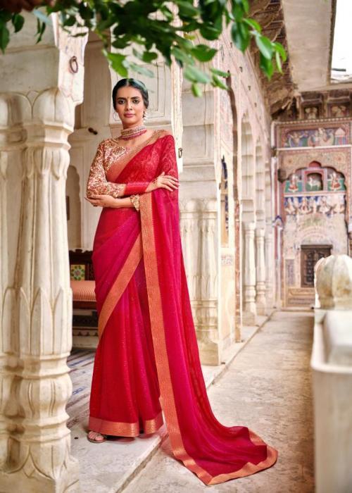 Kashvi Creation Gulmohar 56001-56010 Series