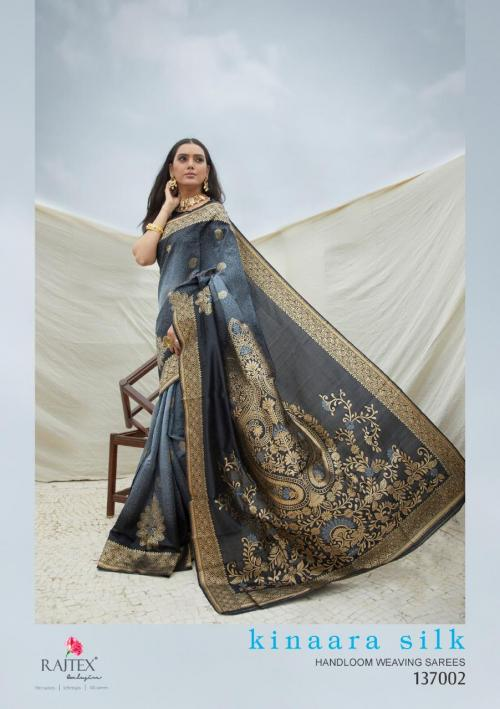 Rajtex Saree Kinaara Silk 137002 Price - 1560