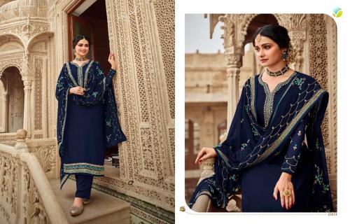 Vinay Fashion Kaseesh Afsaana 13831-13838 Series