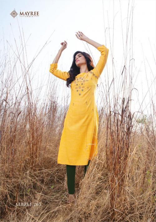 Mayree India Albeli 203 Price - 525
