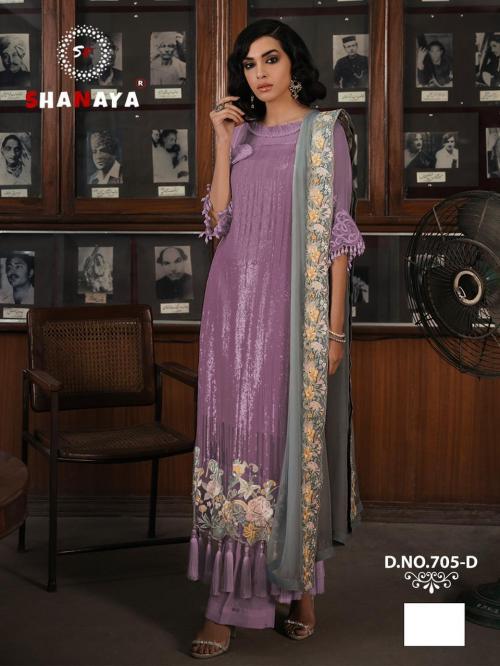 Shanaya Fashion Rose Craft Edition 705-D Price - 1275