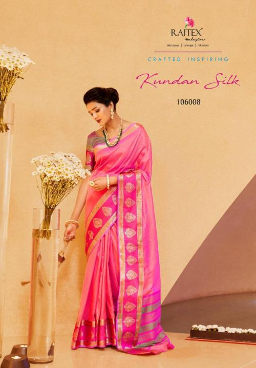 Rajtex Kundan Silk 106008 Price - 1135