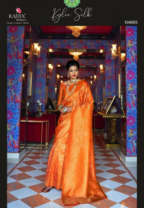 Rajtex Saree Kylie Silk 104005 Price - 1880