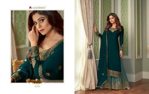 Aashirwad Creation Superb 8419-8422 Series