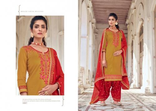 Kessi Fabric Patiala House 5887 Price - 849