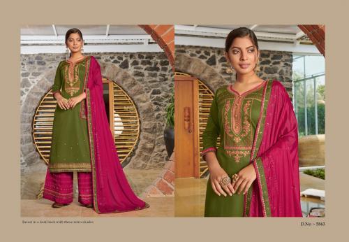 Kessi Fabric Safari 5863 Price - 949