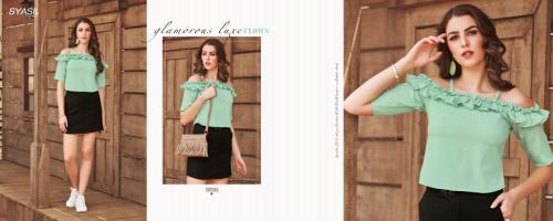 Syasii Designers Sumeer Beauty 1003 Price - 395