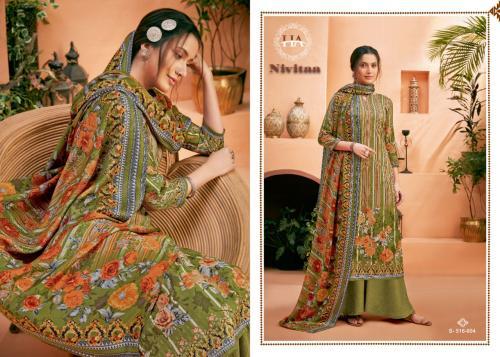 Harshit Fashion Nivita 516-004 Price - 540