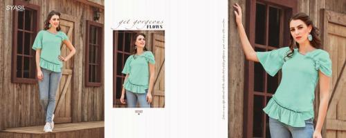 Syasii Designers Sumeer Beauty 1007 Price - 395
