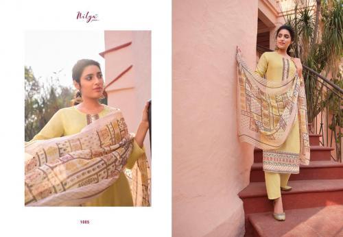 Lt Fabrics Nitya Anaya 1005 Price - 1649