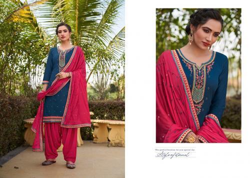 Kessi Fabrics Diamond Patiyala 06 Price - 949