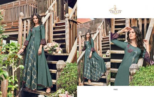 Swagat Chenab 9102 Price - 1630