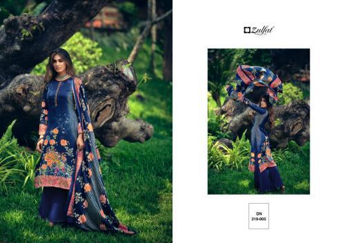 Zulfat Designer 219-005 Price - 525