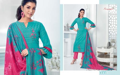 Surya Jyoti Trendy Cotton 4713 Price - 465
