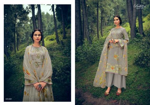 Belliza Designer Aveera 572-001 to 572-010 Series