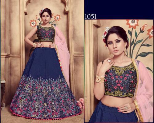 Khusboo Lehenga Girly 1051 Price - 3200