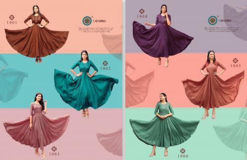 Aradhna Fashion Core 1001-1006 Price - 3894