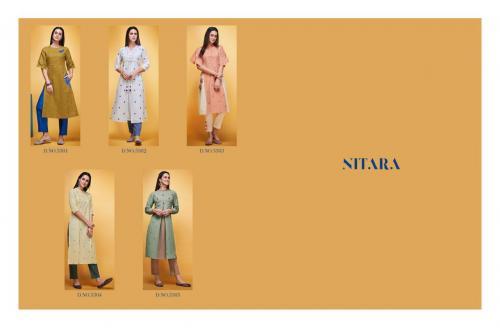 Nitara Layta 5401-5405 Price - 4475