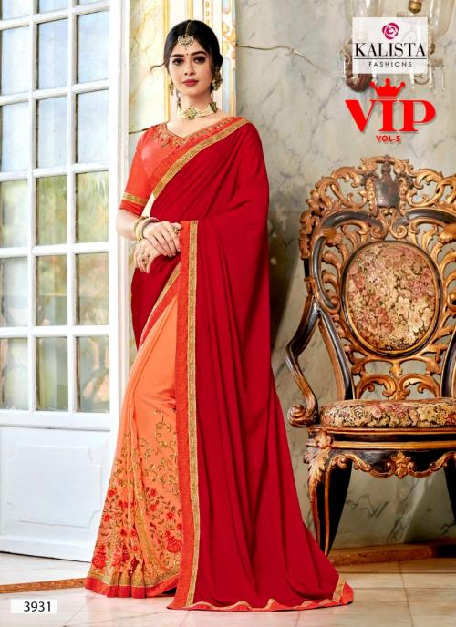 Kalista Fashions VIP-5 3931-3938 Series