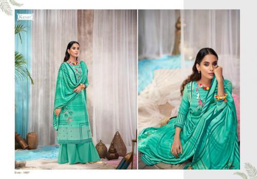 Kesar Trendz Shahin 107 Price - 680