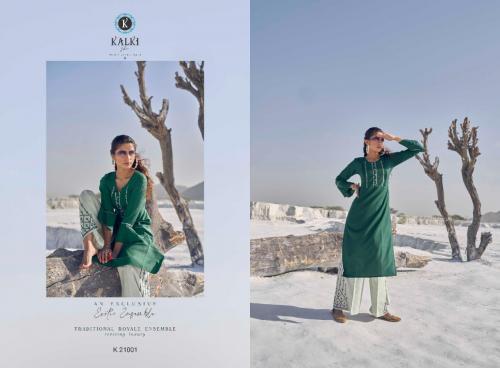 Kalki Fashion Mirrow Vol-13 21001-21006 Series