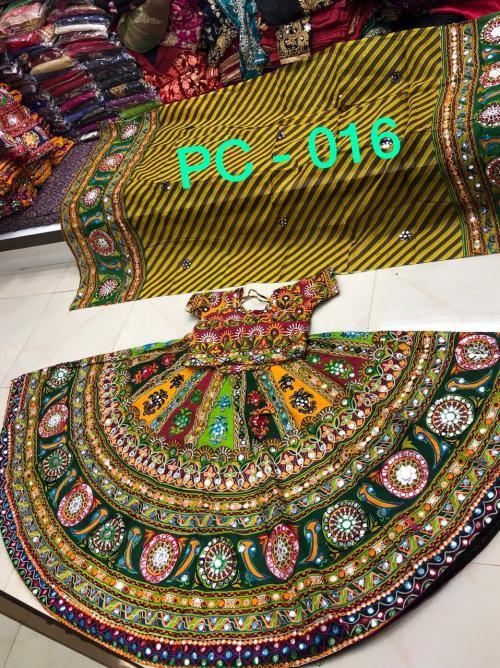 Designer Navratri Special Lehenga Choli PC 016 Price - 2495