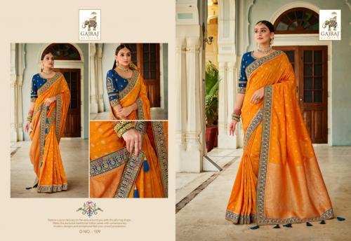 Gajraj Fashion 109 Price - 2980