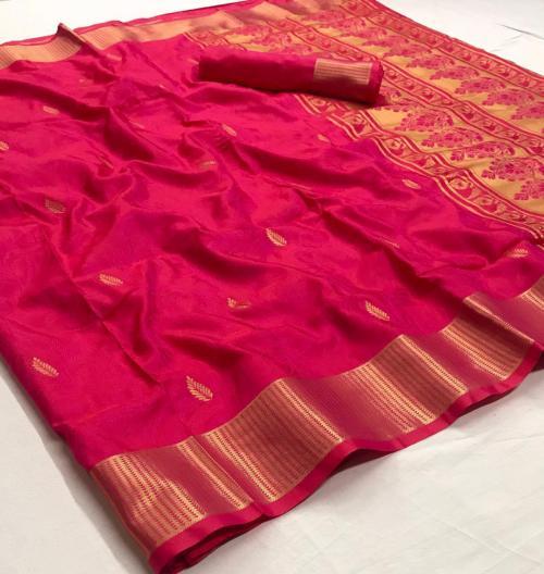 Rajtex Saree Kanjeepuram Silk 147006 Price - 1245