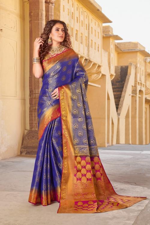 Sangam Prints Vijay-laxmi Silk 1302 Price - 1095