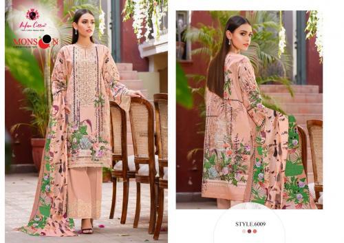 Nafisa Cotton Monsoon 6009 Price - 399