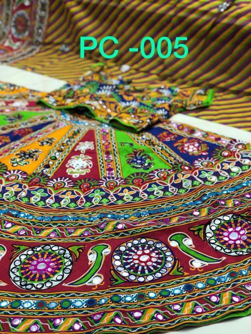 Designer Navratri Special Lehenga Choli PC 005 Price - 2495